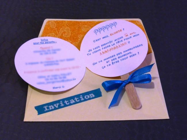invitation sucette 2