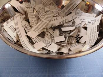 1 bandes papier