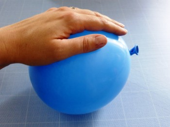 5  gonflage et taille ballon